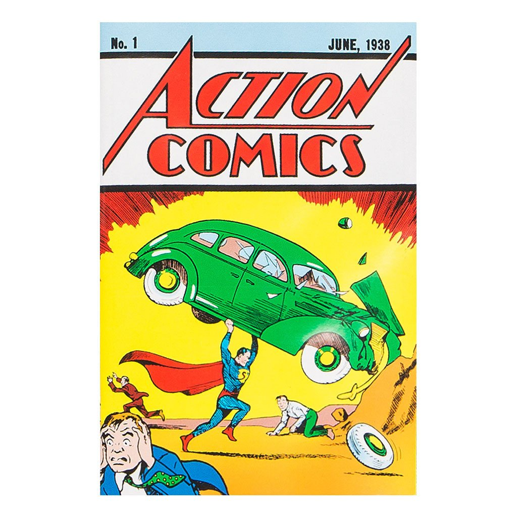 Floppy Copy – Action Comics 1000 – Thinking Outside The Long Box