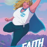 Faith Soars in Valiant's First Young Adult Novel